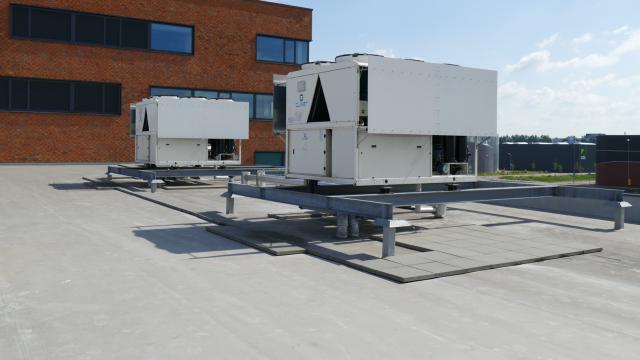 Warmtepompen & Koudwatermachines • Airview Luchtbehandeling
