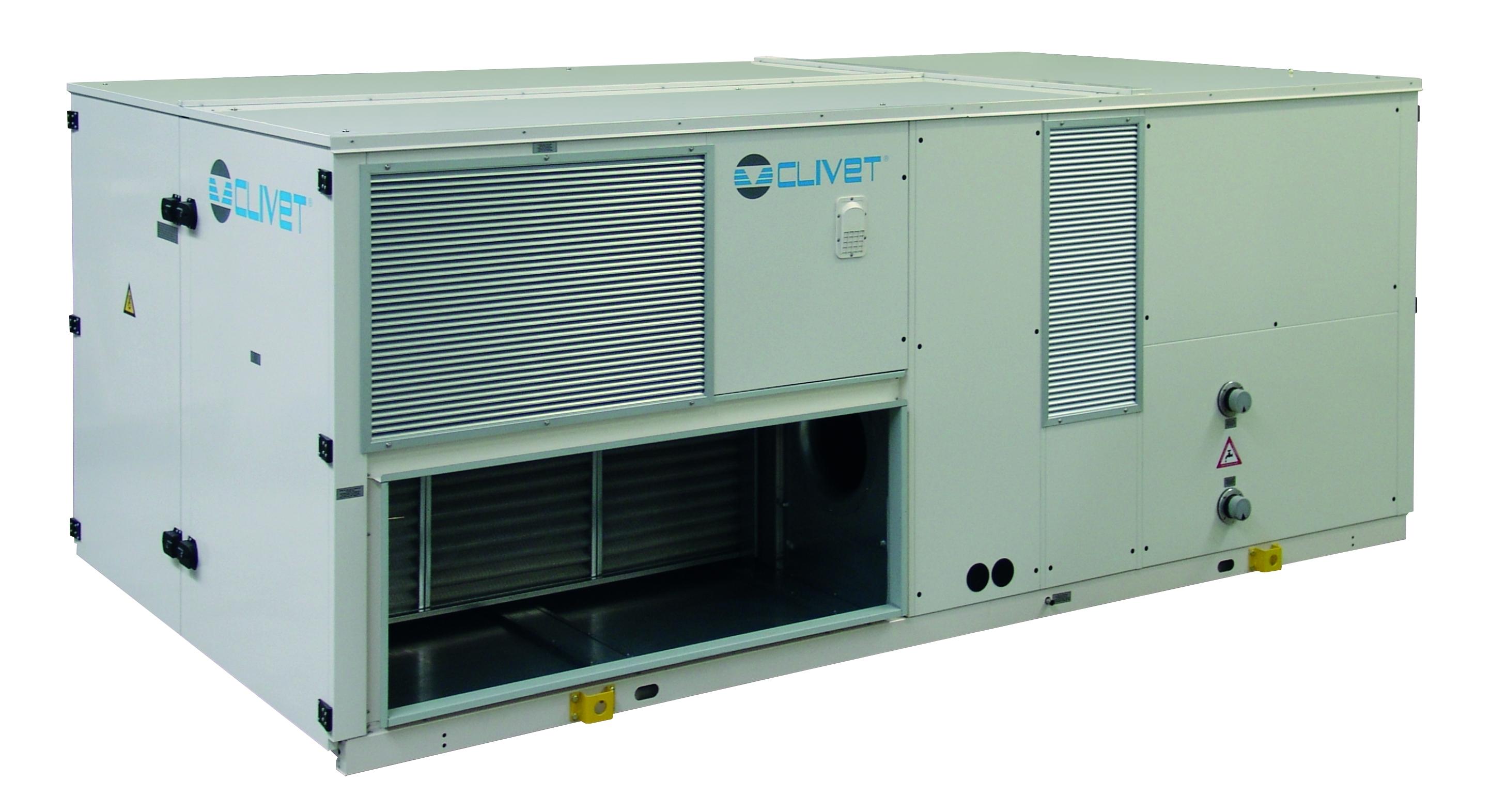 CLIVETPack2<br/>CRH-XHE2 49.4 – 110.4 • Airview Luchtbehandeling