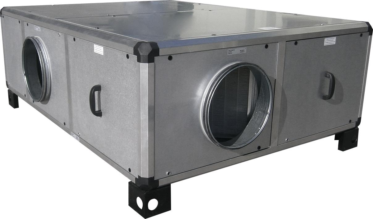 HRU-EC Inverter <br/> 1 - 5 • Airview Luchtbehandeling
