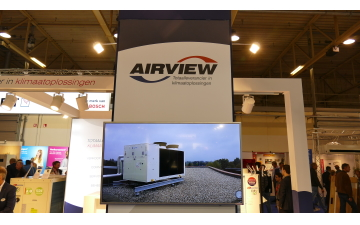 Uitnodiging Vakbeurs Energie 2018 • Airview Luchtbehandeling
