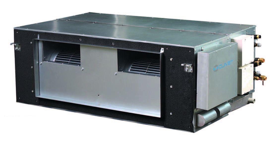 Introductie Inverter Kanaalmodel Powerduct S-XMI • Airview Luchtbehandeling