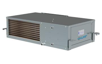 Introductie Versatemp EVH-XS watergekoeld kanaalmodel • Airview Luchtbehandeling