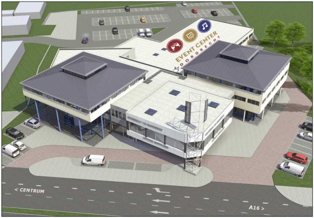 Event Center Dordrecht • Airview Luchtbehandeling