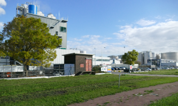 Cargill Botlek Rotterdam • Airview Luchtbehandeling